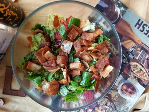 Optimized-Fattoush Salad