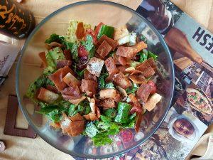 Optimized-Fattoush Salad
