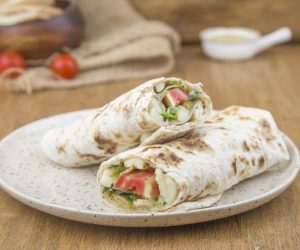 Optimized-Hallomi & Zaatar Wrap