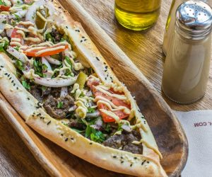 Optimized-Oven Baked Beef Shawarma Fatayer