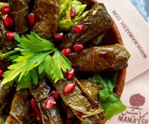 Vine Leaves 5 PCS